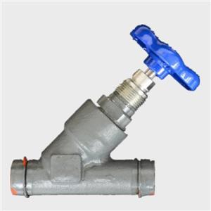 스톱 밸브 STY15 용접