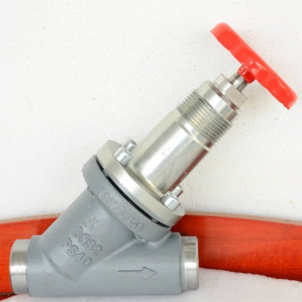 Ammonia shut-off valve