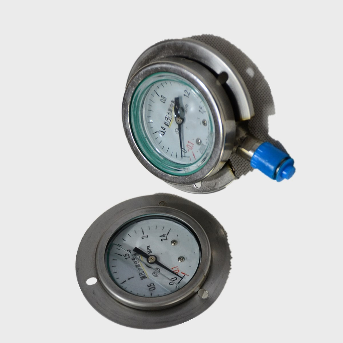 Ammonia belt side seismic pressure gauge Manufacturers, Ammonia belt side seismic pressure gauge Factory, Supply Ammonia belt side seismic pressure gauge