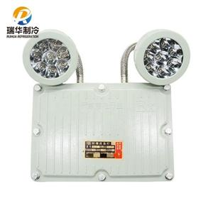 Explosion proof emergency light