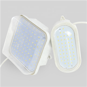 콜드 스토리지 방습 LED 램프