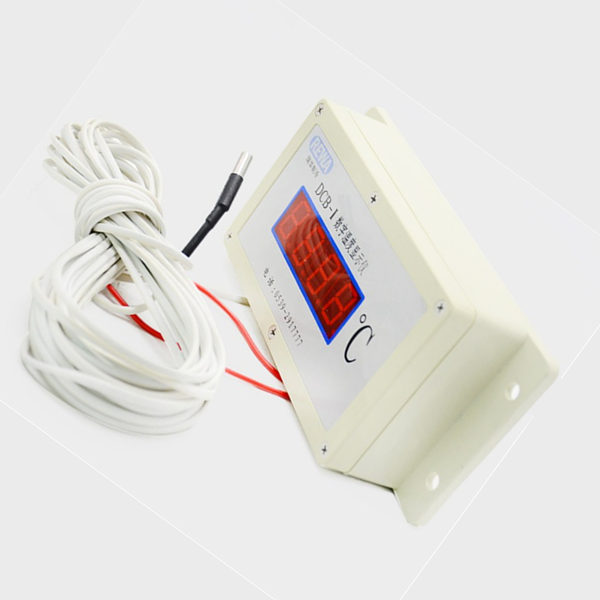 Digital temperature display DCB-I