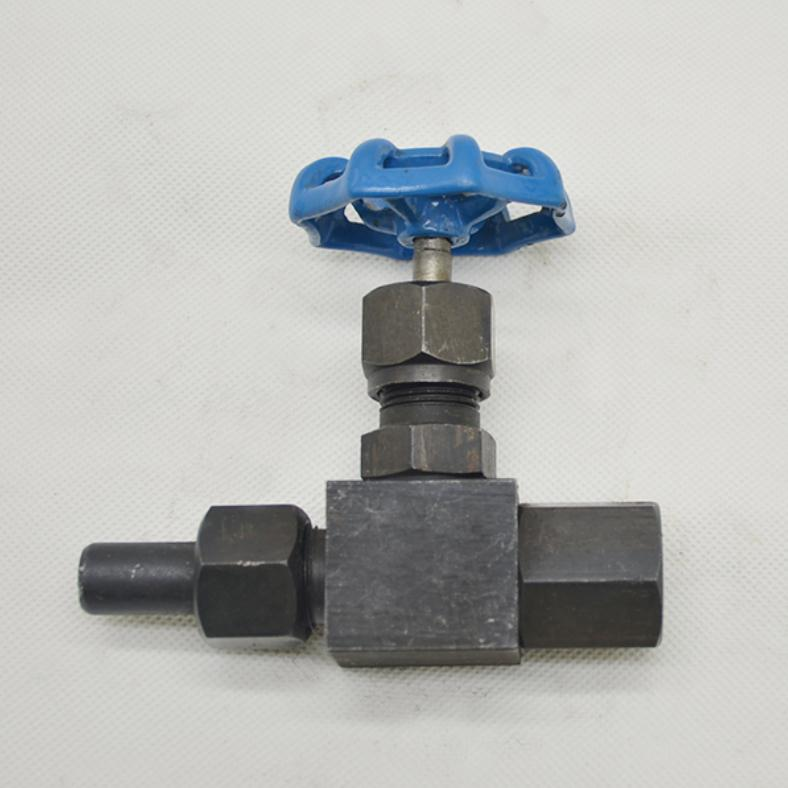 angle pressure gauge valve