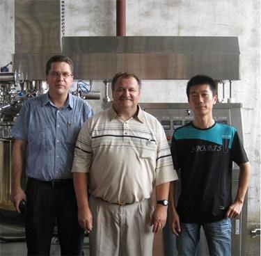 refrigeration oil pump assembly