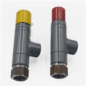고압 및 저압 안전 밸브 A11F25C