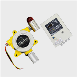 Ammonia toxic gas detector