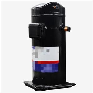 Scroll refrigeration compressor