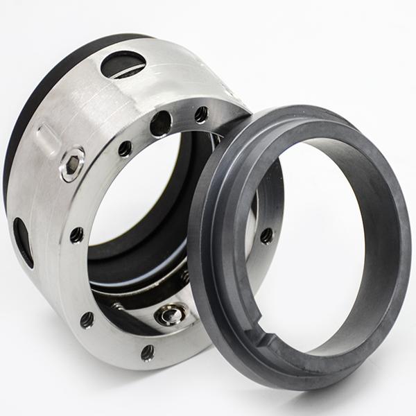 Shaft seal / mechanical seal for industrial screw refrigeration compressor