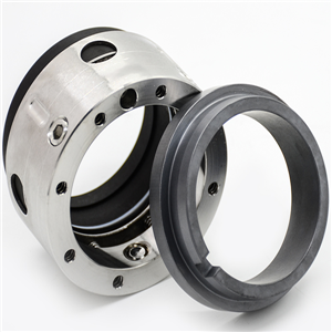 Shaft seal / mechanical seal for industrial screw refrigeration compressor