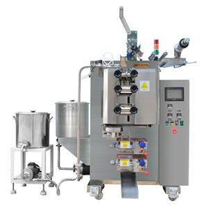 Automatic Pouch Shampoo Packing Machine