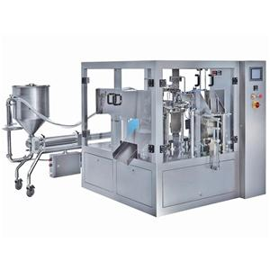 Doypack Liquid Detergent Packing Machine