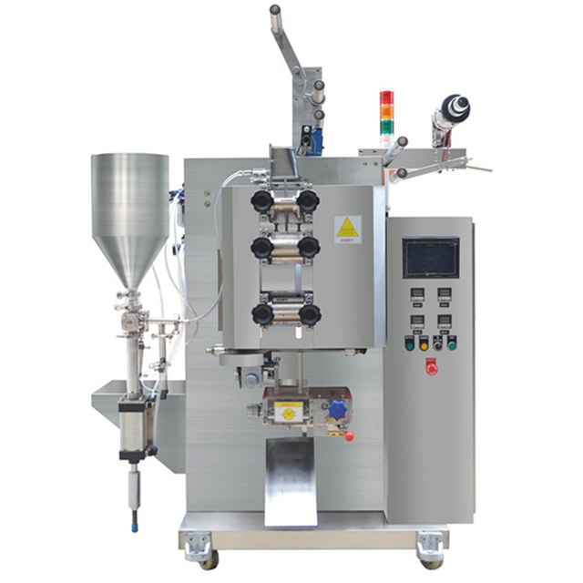 Essence milk packing machine