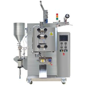 Operate Simple Cream Or Essence Milk Packaging Machine