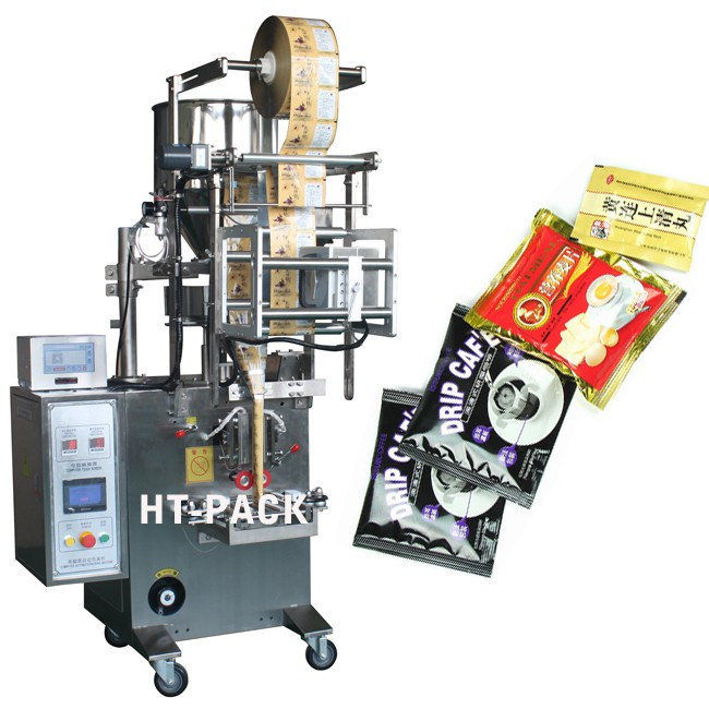 Automatic Granule Or Seed Packing Machine For Pouch