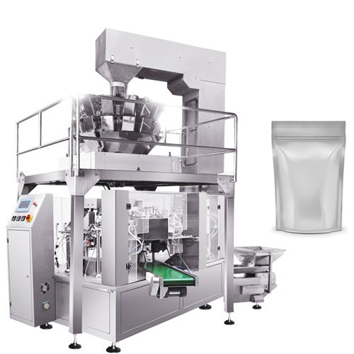 1Kg Pouch Automatic Coffee Bean Packing Machine