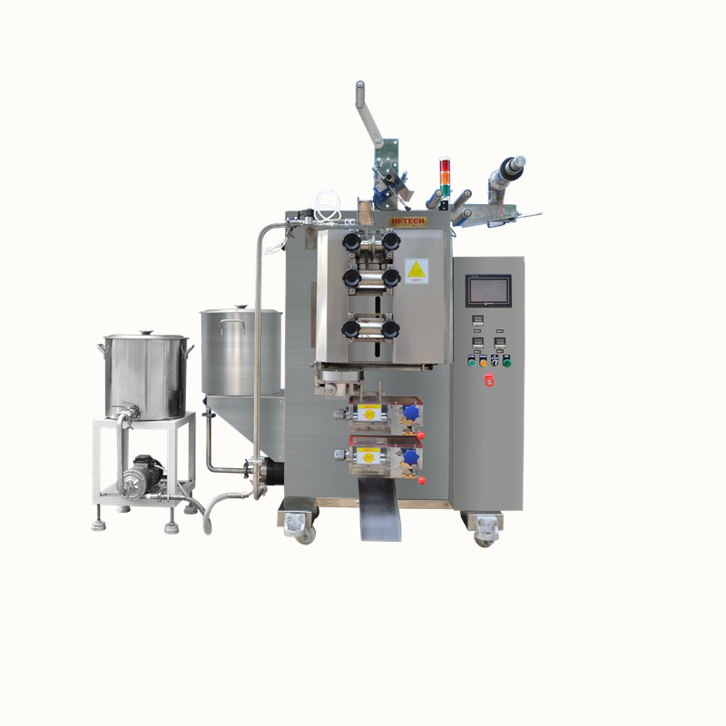 1-50ml Liquid Packing Machin With Double Rows
