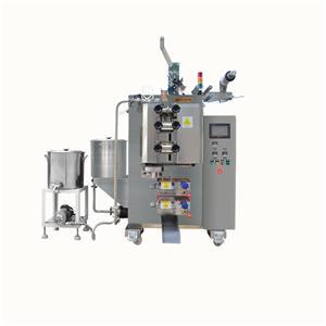 1-50ml 액체 포장 기계 와 더블 행