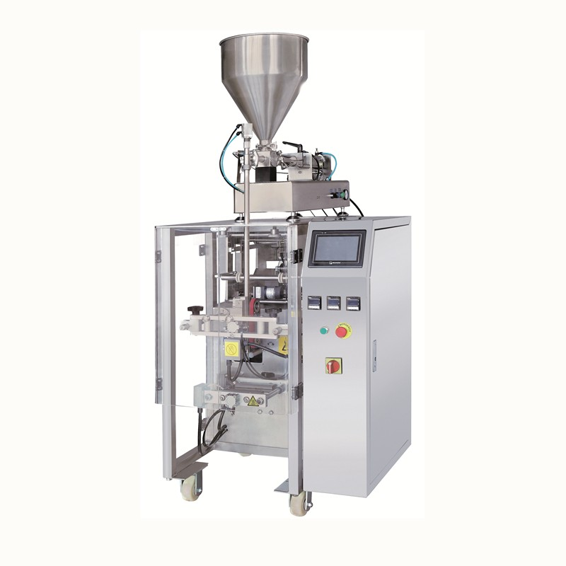 Automatic Pouch Milk Juice Packing Machine