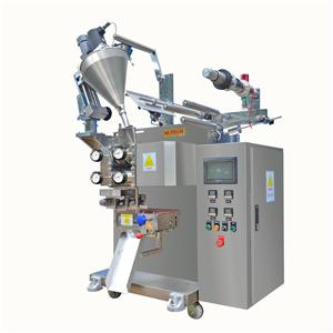 Sachet Chili Powder Salt Packing And Filling Machine