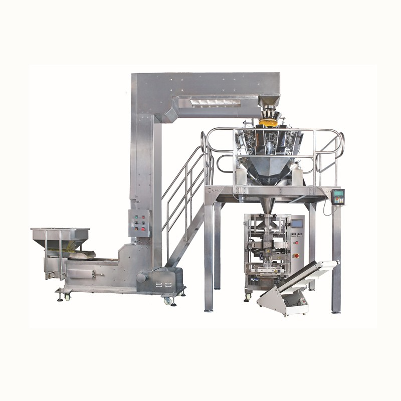 Automatic Granule Weighing And Packing Machine