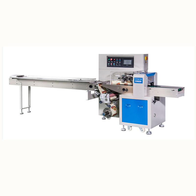 Bread And Biscuit Packing Machine Nitrogen - Filled
