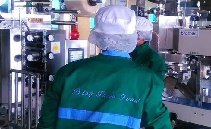 Sauce factory production workshop