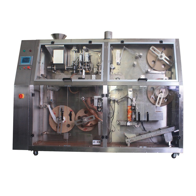 Automatic Round Broken Tea Bag Packing Machine