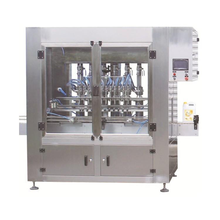 Custom-made Bottle Juice And Liquid Filling Machine