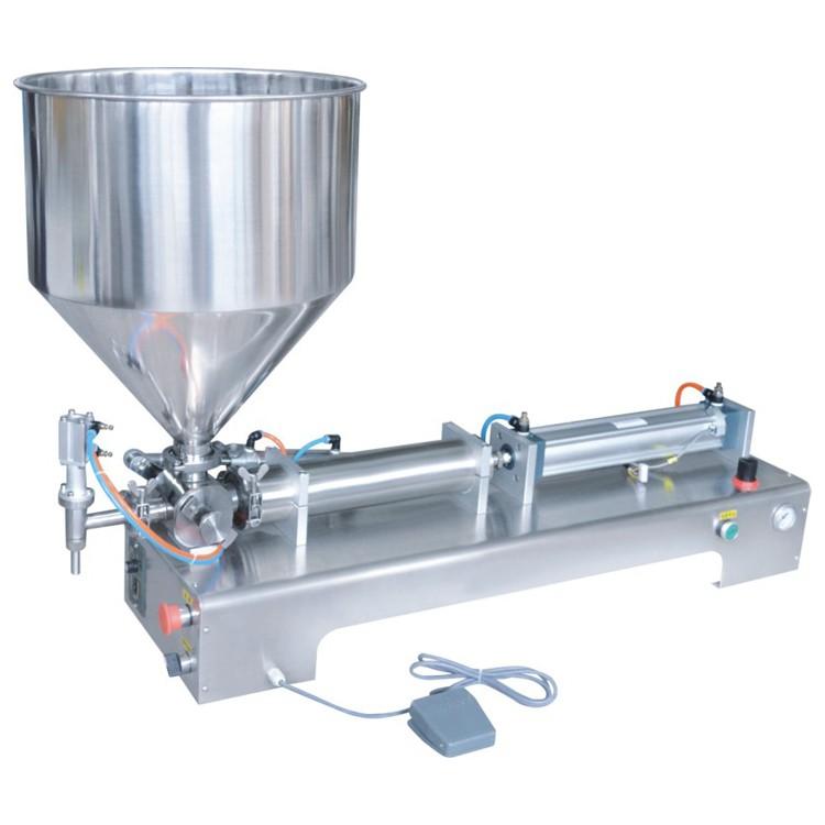 Cheap Small Semi-automatic Liquid Filling Machine