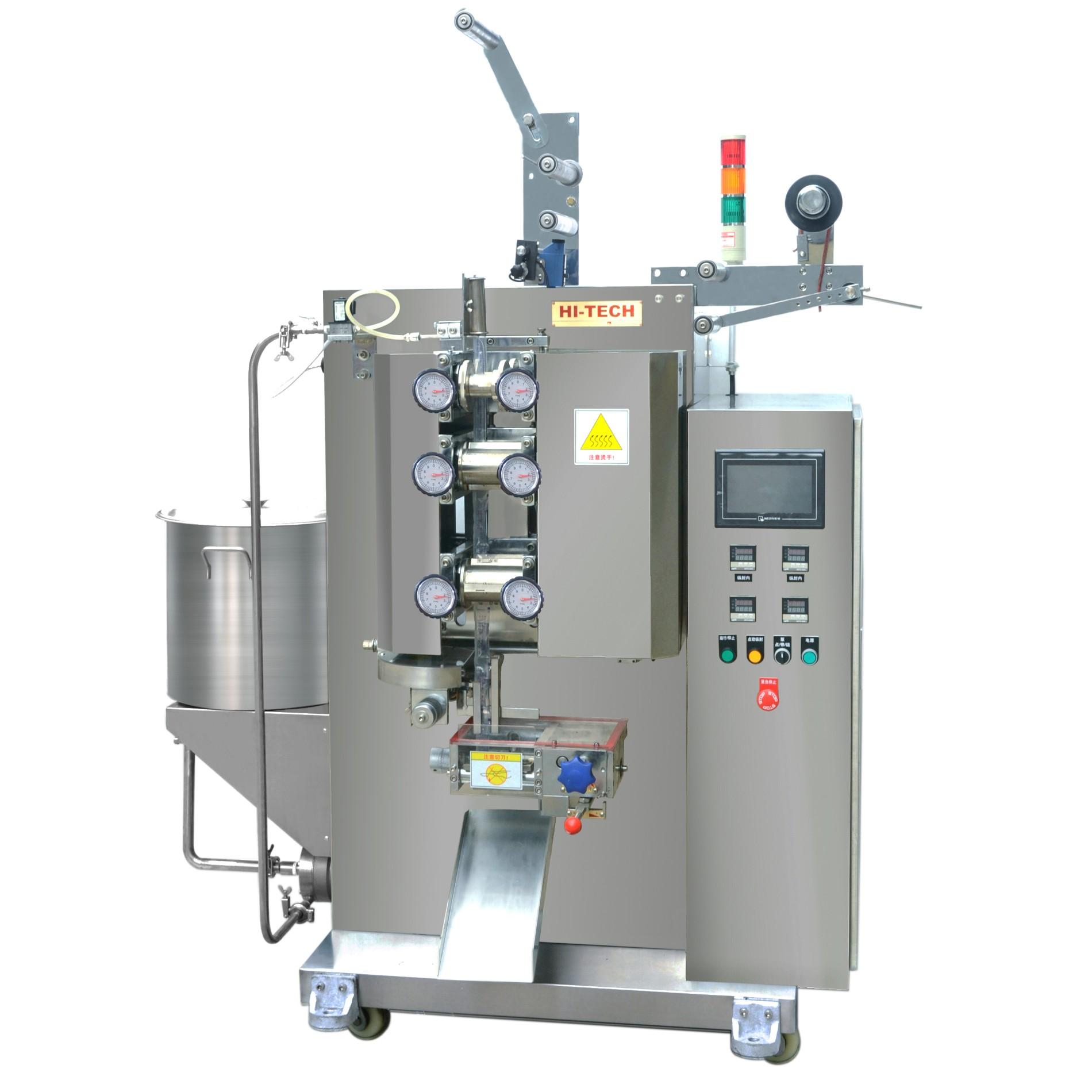 آلة تعبئة وتغليف الزيت السائل الأوتوماتيكي
