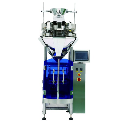Nitrogen - Filled Soybean Particle Packing Machine