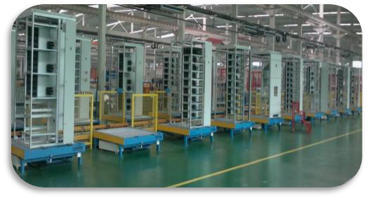LV Switchgear Assembly Line