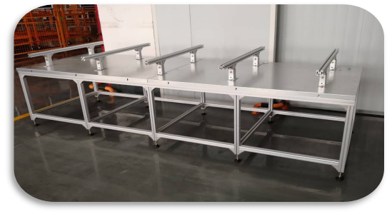 Packaging Working Platform
