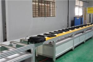 PLC Control Busbar automatic Packing Machine for compact busuct