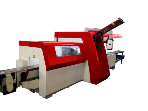 Busbar Punching Bending And Cutting Machine