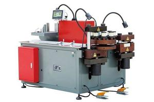 3 In 1 Busbar Processing Machine