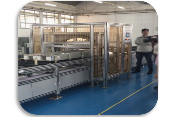 Combined Portable Busbar Processing Machine