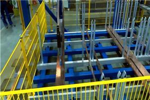 Automatic Busbar Storage System