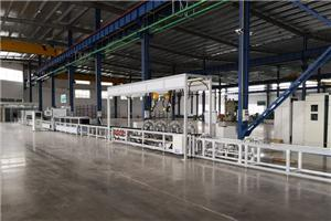 Busbar Process Machine