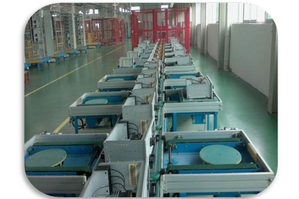 LV Switchgear Drawer Assembly Line