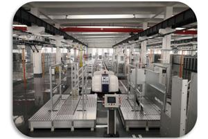 MV Switchgear Assembly Line