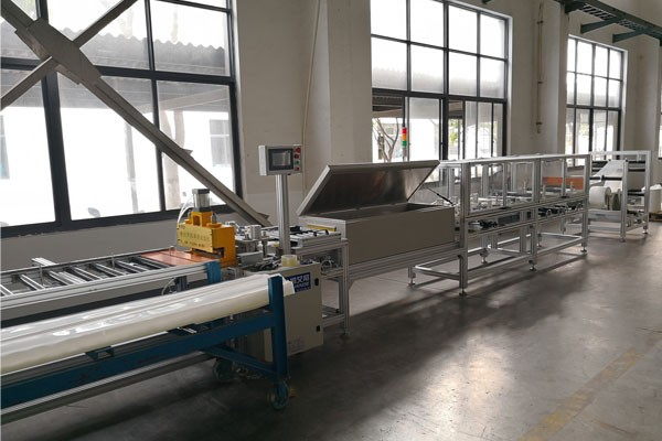 Roll ng Polyester Film To Roll Slitting Busbar Machine
