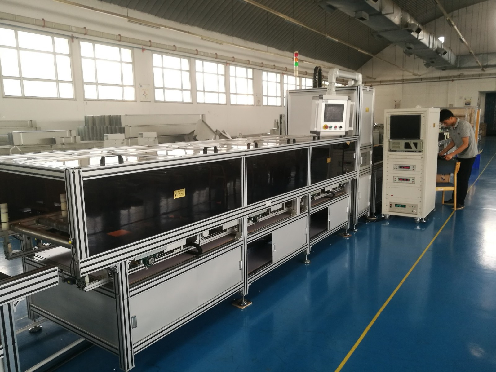 Kiande Has Got The Patent For Busbar Testing Machine
