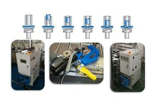 Busbar Riveting Machine