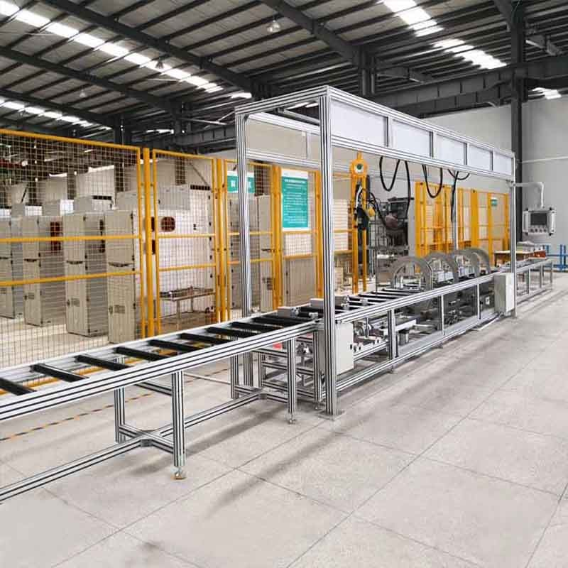 Busbar Bending Fabrication Machine