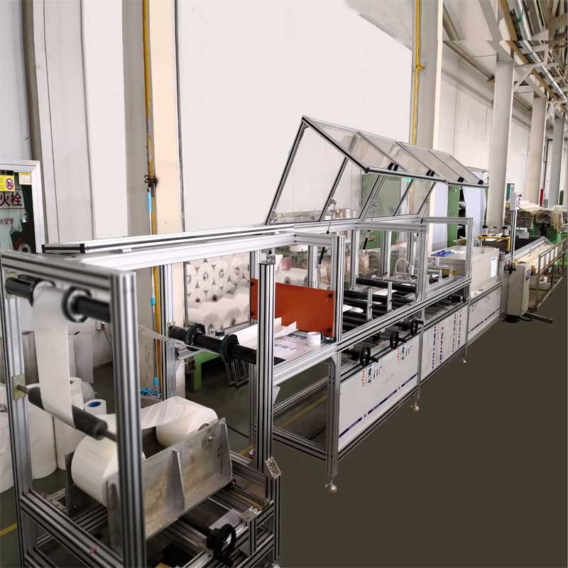 Busbar Mylar Bending Machine
