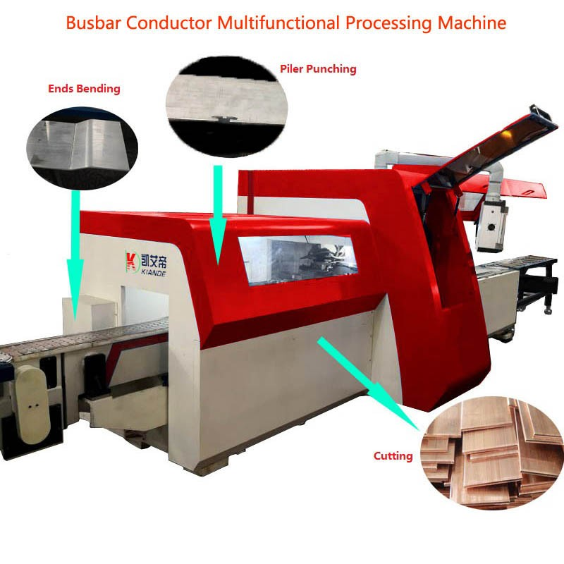 Busbar Copper Processing Machine