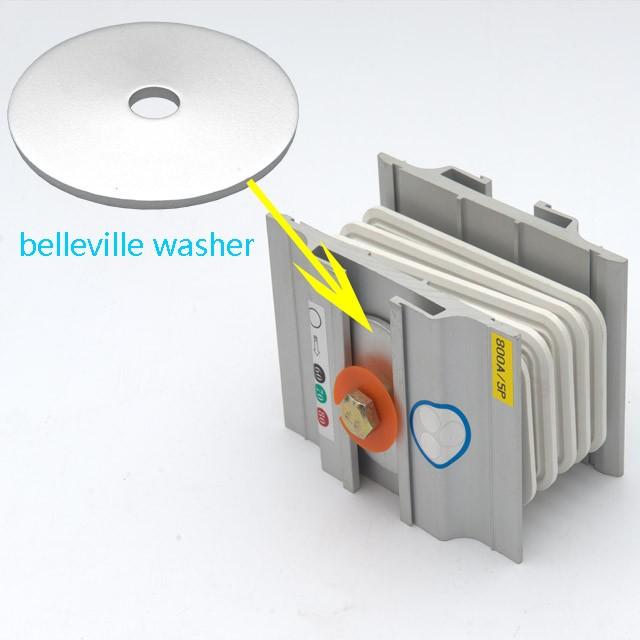 Washer Belleville Spring Busbar Machine
