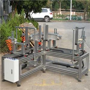 fabrication elbow busbar assembly machine