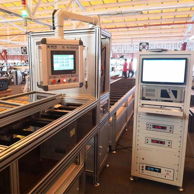 آلة اختبار بسبار LV الأوتوماتيكية لاختبار Cuircuit القصير